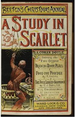 Первое издание приключений Шерлока Холмса продано с аукциона