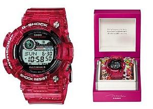 Casio представил лимитированную коллекцию часов G-Shock Frogman
