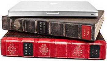 BookBook - винтажная защита для вашего MacBook