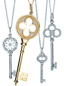 Коллекция ключей от Tiffany