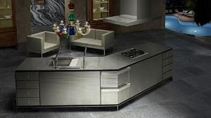 Кухня с кристаллами Swarovski от японской компании Toyo Kitchen – Ino