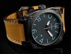 Часы Electric Blue от Tsovet