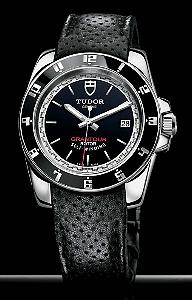 Новая серия часов Tudor GranTour