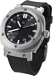 Элегантные часы Adventure GMT от UTS