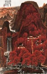 «Тысяча красных холмов» Ли Кэжаня продана за 46 миллионов долларов