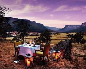 Австралийская осень вместе с Wolgan Valley Resort & Spa
