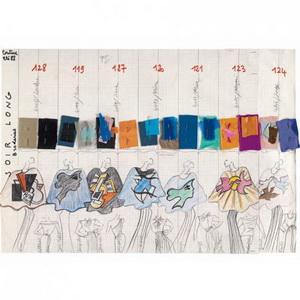 Вся мода Yves-Saint Laurent в четырех томах