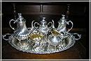 Столовое серебро: восстанавливая исторические традиции