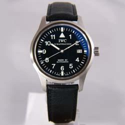 какие часы носит Путин IWC