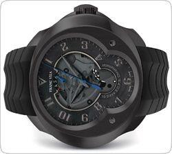 Самые большие часы в мире Black Russia от Franc Vila