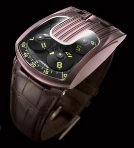Компания Urwerk представляет самые прочные часы в мире