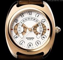 Новые часы Hermes Dressage