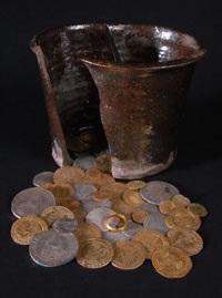 Клады монет: удивительные находки
