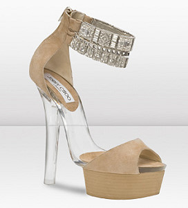 Project Crystal – юбилейная коллекция Jimmy Choo