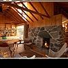 Интерьеры деревянных домов: главное – экологичность