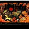 Палехская роспись: искусство всегда найдет способ