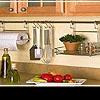 Рейлинги для кухни: стильные трубы