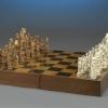Винтажные китайские шахматы из слоновой кости за 24,5 тысяч долларов