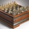Золотые шахматы 14 k Gold Chess Set