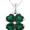 Зеленый изумруд – «символ чистой любви»