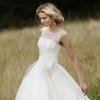 Короткие пышные свадебные платья: тенденции моды 2014