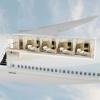 Самолет Boeing с системой Aeroloft