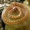 Лучшие типы плетения золотых цепочек - от простой елочки до венецианского стиля