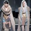 Самые модные способы завязать шарф - украшения на шею