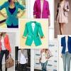 5 способов как сделать блейзер модным летом 2013 года - неизменная классика стиля