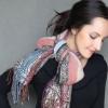 15 интересных идей для шарфа