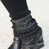 Гетры: с чем  носить и как их комбинировать с одеждой