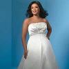 Модные советы для полных невест: как выбрать идеальное свадебное платье