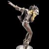 Золотая статуэтка Майкла Джексона