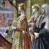 Бархат в эпоху Ренессанса - достижение техническое и художественное