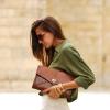 Оливковый цвет в одежде: выгодная замена хаки