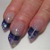 Форма ногтей эйдж: новый тренд для любительниц экспериментов