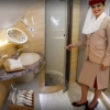 Летайте и принимайте душ на авиалиниях Арабских Эмиратов А380 уже сегодня