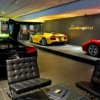 Грандиозный шоу-рум/ресторан Lamborghini открылся в Лас-Вегасе