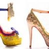 Лимитированная коллекция туфель Christian Louboutin