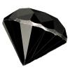 Черный бриллиант – загадочный камень