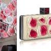 «Цветочный» клатч от Fendi