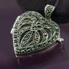 Капельное серебро: оригинальная красота украшений из марказита