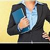 Женский деловой костюм: модная бизнес-леди