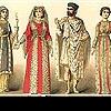 Византийский костюм: непроницаемая роскошь