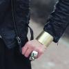Как носить браслеты: способы для разных видов украшений