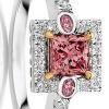 Розовые бриллианты: таинственный камень