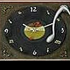 Настенные часы - красивое время