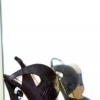 Коллекция вечерних туфель с кристаллами Swarovski от Николаса Кирквуда