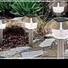 Как выбрать садовые светильники на солнечных батареях