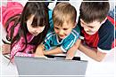 Развивающие компьютерные игры для детей: учиться, играя